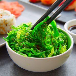 algas y alimentacion