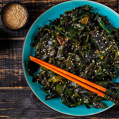 las algas y la salud